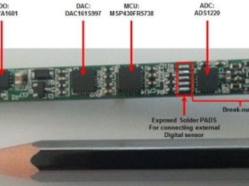 基于MSP430的电流环路RTD温度发送器电路设计