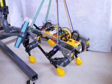 开源机器狗 V2第3部分-机械组装