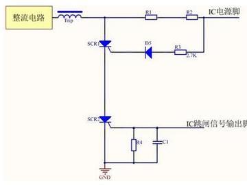 漏电保护电路分析,分享私藏的一种漏电保护电路