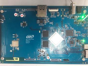 基于Rockchip RK3399 的机器人开发板方案