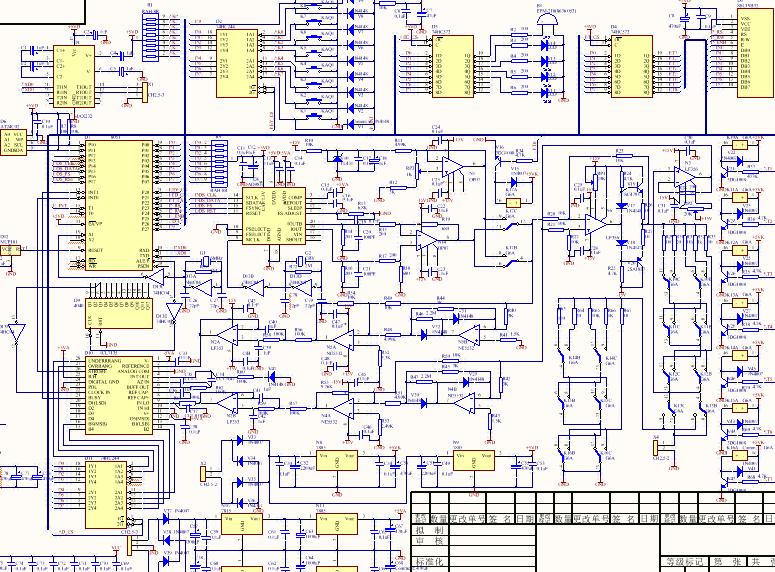 台湾测试仪-交直流恒流源电路设计