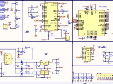 交/直流电压表的电路方案设计(原理图+pcb+源码)