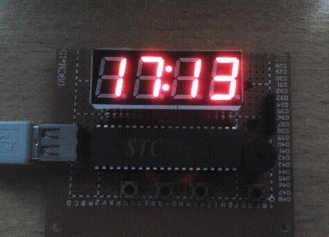多功能數碼管時鐘設計,源碼原理圖分享