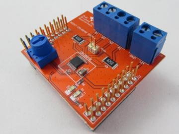 基于DRV8848的双路刷式直流电机电路设计