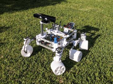 探索火星?-基于Arduino的漫游机器人diy
