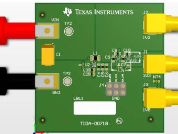 基于LM3281与LP5907组合的低噪声、高PSRR的CMOS图像传感器电源电路设计