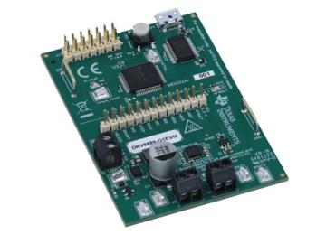 基于DRV8889-Q1的步进电机驱动电路设计
