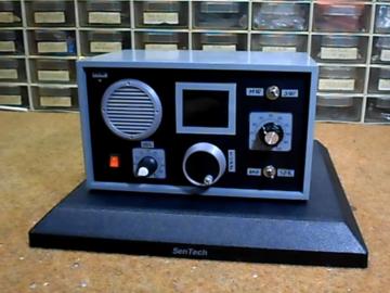 DIY带ESP32和Si5351的SDR收音机