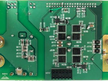 基于HV GaN FET 的24V/500W 谐振转换器电路设计