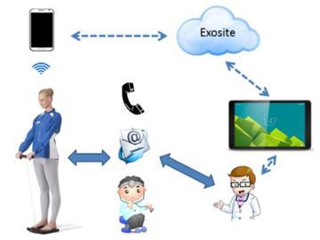 基于TI AFE4300在线照护之接触式身体成分测量仪设计方案
