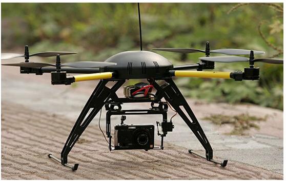 基于 Microchip(Atmel) ATSAM4S16-AU 的四軸飛行器解決方案