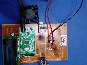 基于STM32单片机的厨房安全监控系统设计-MQ-2-LCD1602-WiFi-(电路图+程序源码)