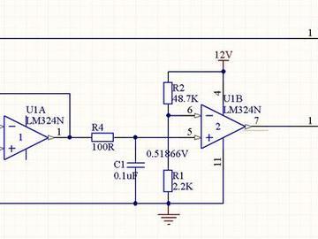 四运算放大器lm324典型应用电路合辑