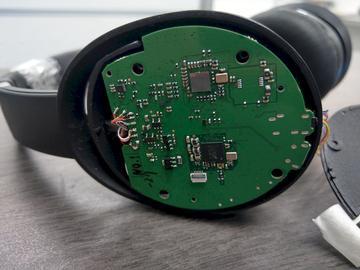 基于Semtech SAR sensor 智能接近传感器的头带式耳机应用方案