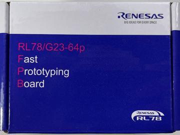 恰如其名,功能齐全又便利 ——瑞萨RL78/G23-64p快速原型开发板测评
