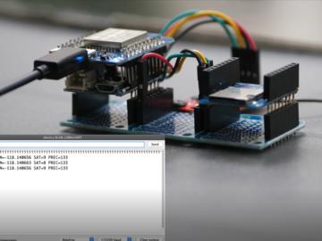 NEO-6M数据记录仪,利用ESP32将GPS数据记录在SD卡上|