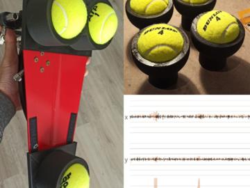 3D打印电子鼓减震器设计