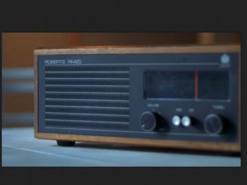 带有Roberts RM20的ESP32网络广播