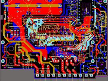 迈信EP100伺服驱动设计方案(原理图+源码)