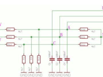 如何处理BLDC反电势过零检测电路设计?