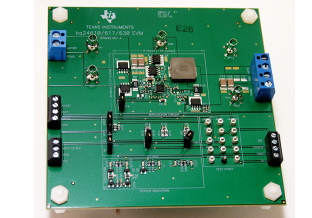 基于BQ24610的高压多节同步开关模式充电器电路设计