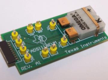 基于ADS1118的模数转换器电路设计