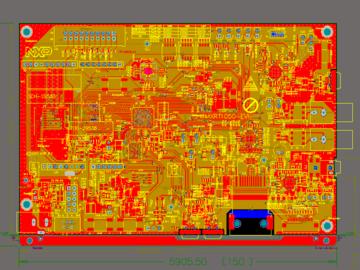 最为火热的RT1050 EVK开发板原理图和PCB(含官方图纸+转换后的AD版本)