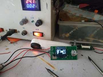 T12白光电烙铁温控器电路方案设计(pcb+原理图+固件)