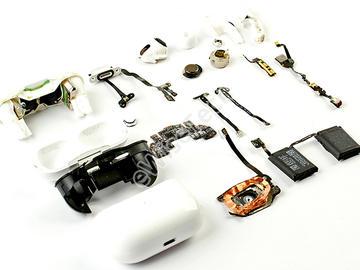 拆解AirPods Pro分析电路设计:除了引以为傲的H1蓝牙芯片还有啥?