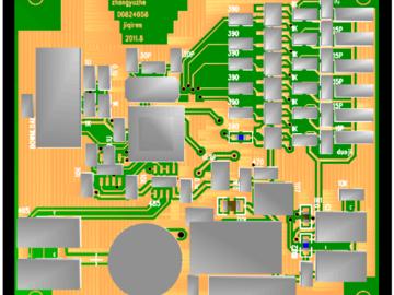 基于STM32F107的机器人过流保护电路设计