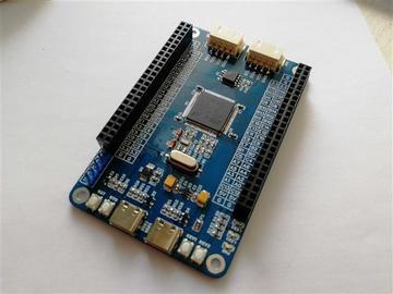 STM32F103VET6基板(核心板资源)