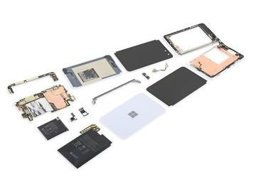 微软 Surface Duo 拆解,且看微软六年研发是否值得买单