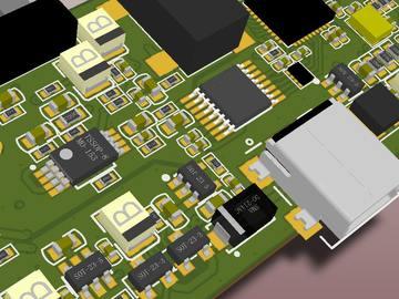 Altium Designer20 + VESC6.4 PCB设计视频教程之增加PCB信号层,差分线计算和走线方法