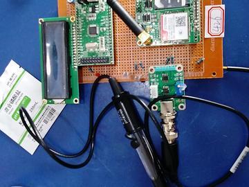 基于STM32单片机的水质检测系统设计--PH-DS18B20-L-GSM-(电路图+程序源码)