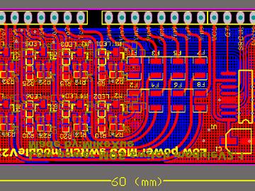 小功率MOS开关模组电路方案