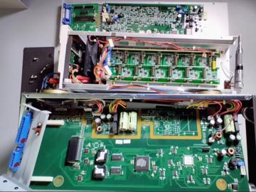 拆解台湾博计3311F直流电子负载:效率高、电路结构井然有序