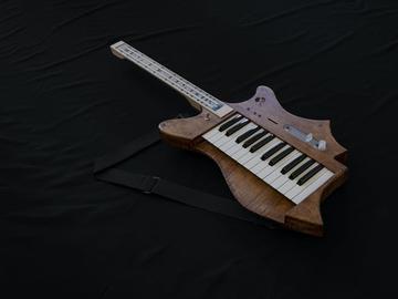基于 Arduino 的 MIDI 控制器 Keytar