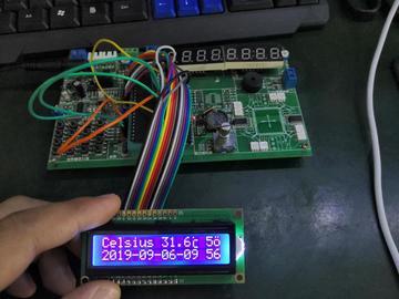 边学边练,8个LCD1602精选电路方案大合辑