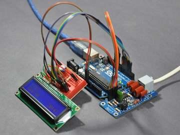 基于Arduino的电话来电显示单元