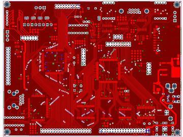 基于DSP2407 开发板实现FIR滤波器的电路方案设计