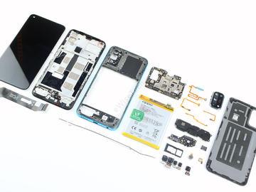 千元5G拆解篇:OPPO K7x虽拆解简单,但采用国产5G射频芯片