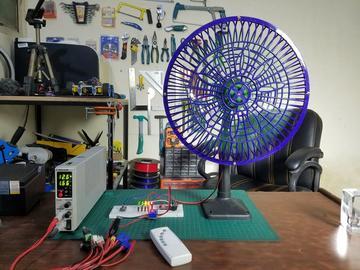如何使用Arduino和IR Remote制作直流风扇速度控制器