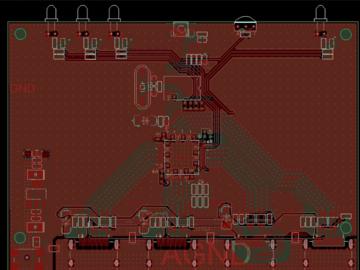 Cadence Allegro 16.6 4层四路HDMI电路PCB设计