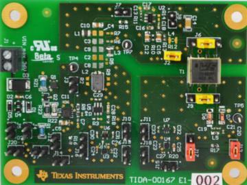 用于4到20mA回路供电发送器的隔离式超低功耗电路设计