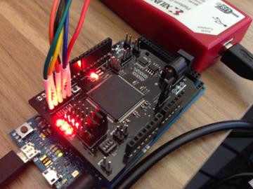 基于FPGA的Arduino扩展板