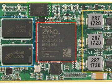 资料很清晰,小白都可快速入门—创龙TLZ7x-EasyEVM FPGA开发板评测(软件篇)