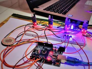 DIY标记信标系统