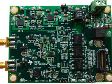 基于ADS8900B的20位隔离式数据采集电路设计