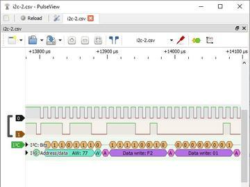 使用树莓派Pico作为PulseView的逻辑分析仪