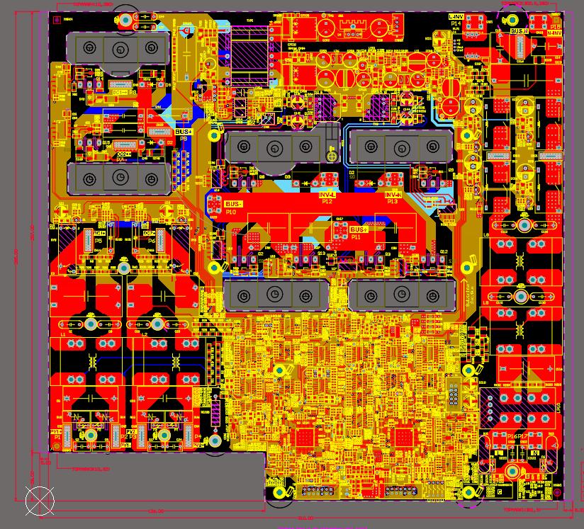 3KW&5KW光伏逆變器(AD格式)